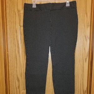 BNWOT Worthington pixie cut pants sz 8